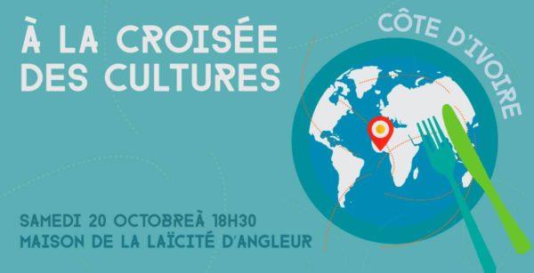 """A la Croisée des Cultures """"Côte d'Ivoire"""" - 20 octobre 2018"""
