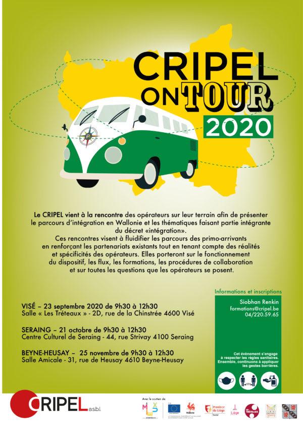 CRIPEL ON TOUR 2020