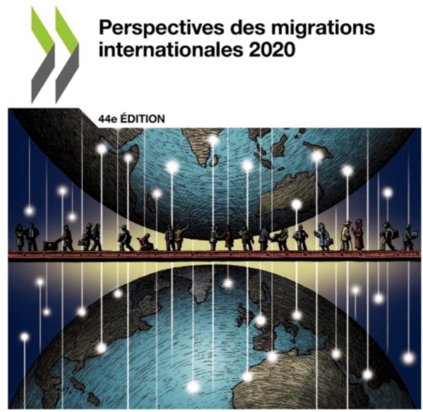 """""""Perspectives des migrations internationales 2020"""", nouvelle publication de l'OCDE"""