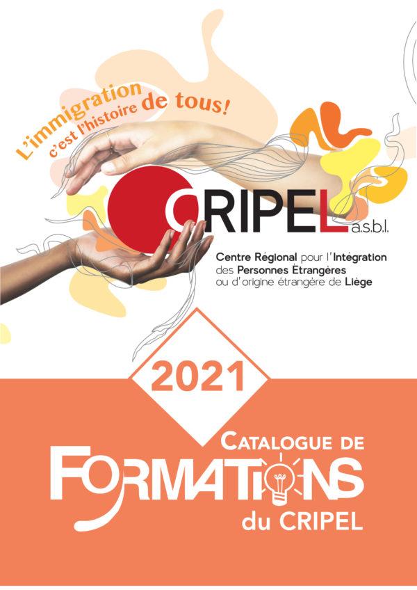 Catalogue de formations 2021 du CRIPEL