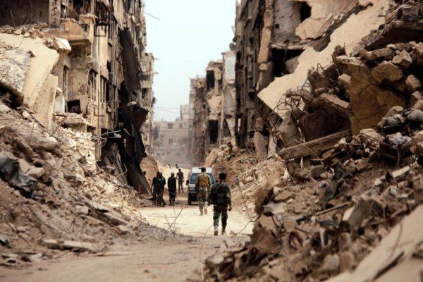 Formation : Géopolitique de la Syrie, de la Lybie et de Daesh (en ligne) - Le 19 mars (9h15-12h30)