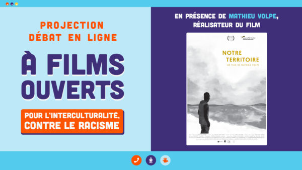 """Ciné-débat """"Notre territoire"""" un film de Mathieu Volpe - le 18 mars (19h30)"""